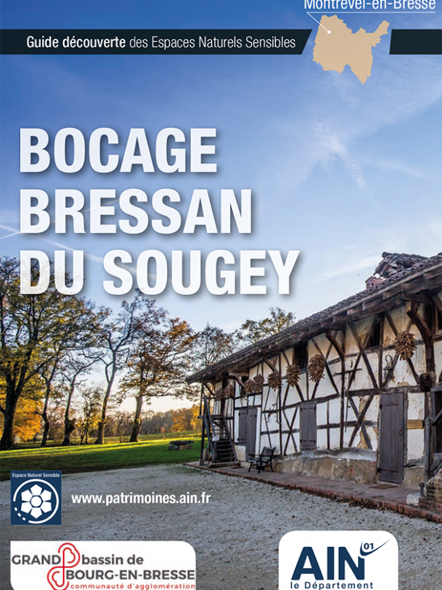 Guide Decouverte Ens Bocage Bressan Ferme Du Sougey 1