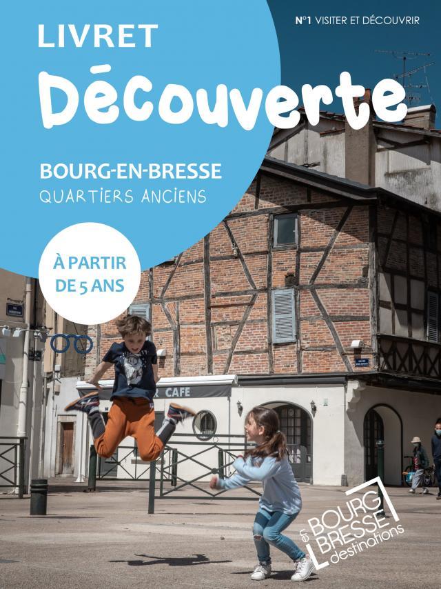 Livret Enfants Bourg Cover