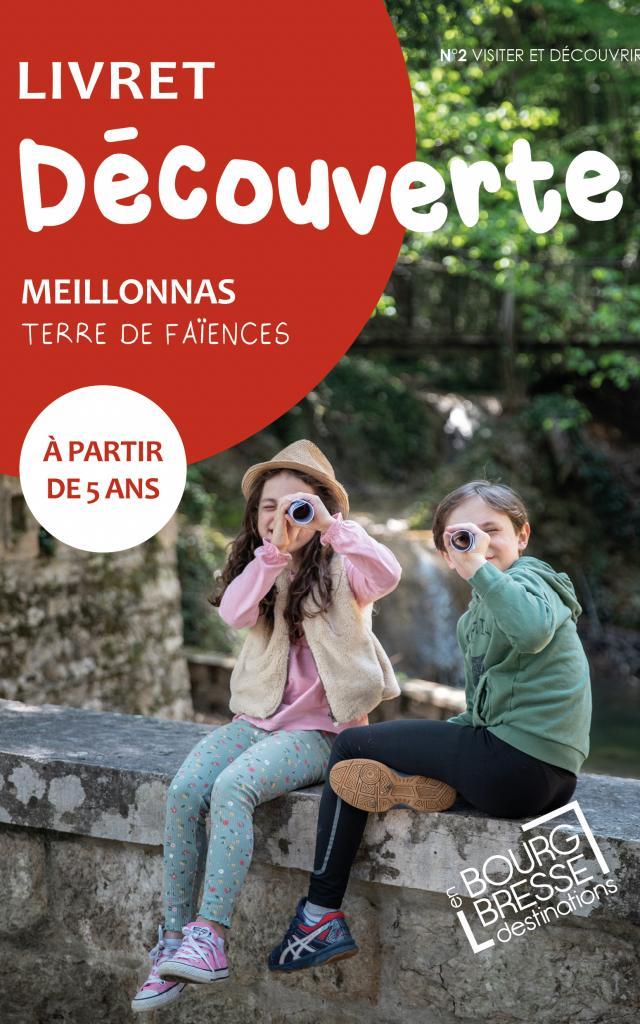 Livret Enfants Meillonnas Cover