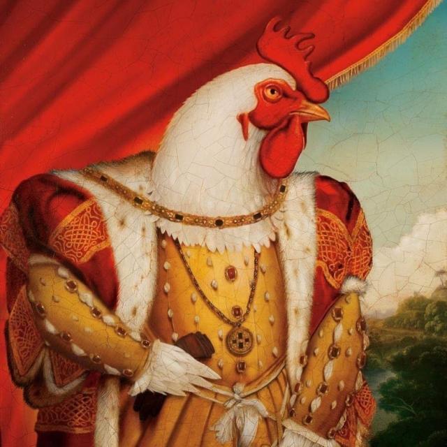 Instagram #pouletdebresse