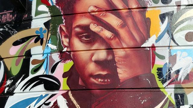 Street art in Rennes