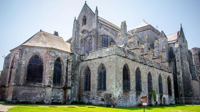 Cathédrale Saint-Samson, Dol-de-Bretagne