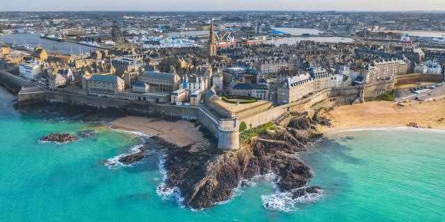 Saint-Malo privateer city
