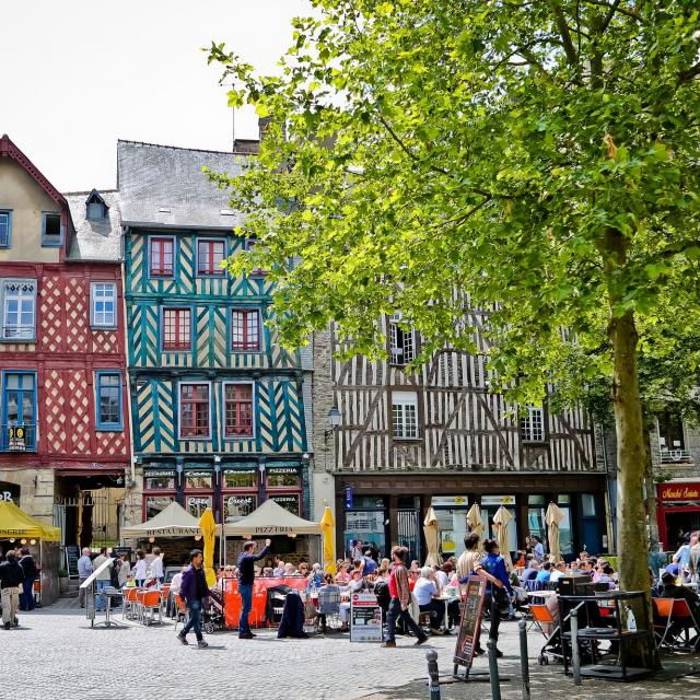 Place Sainte Anne, Rennes