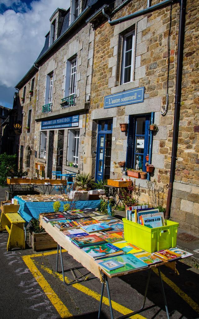 Librairie L'autre Sommeil, Bécherel