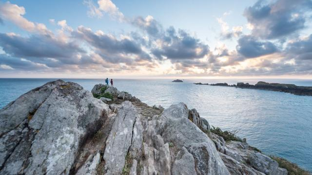 Pointe du Grouin, Cancale