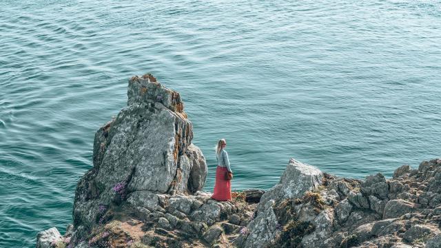 Pointe du Grouin, Cancale
