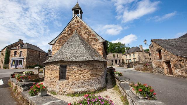 Chapelle Sainte-Agathe, Langon