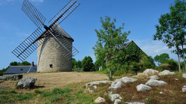 Moulin du Tertre, Mont-Dol