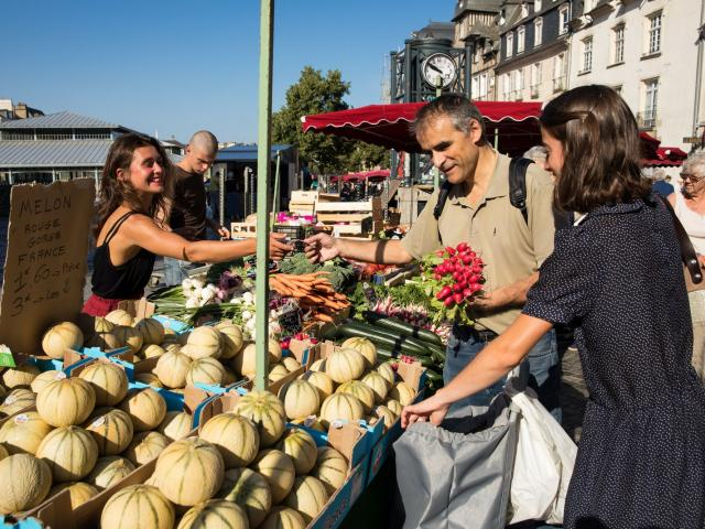 Marché des Lices, Rennes