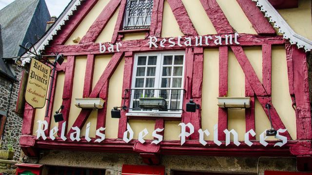 Restaurant Le relais des princes, Combourg