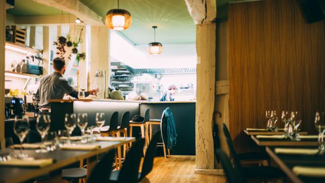 Restaurant Bercail, Rennes