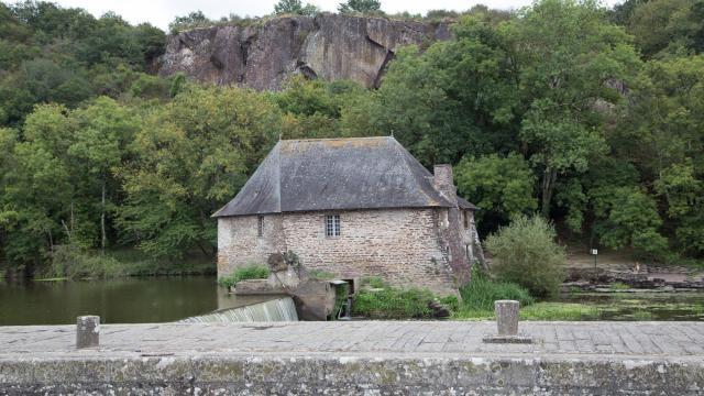 Le Moulin du Boël , Pont-Réan