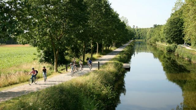 The Ille‑et‑Rance canal