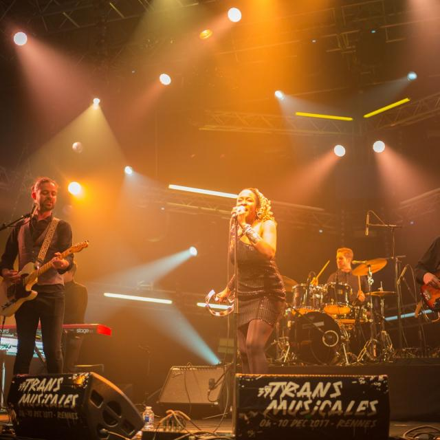 The Trans Musicales festival, Rennes