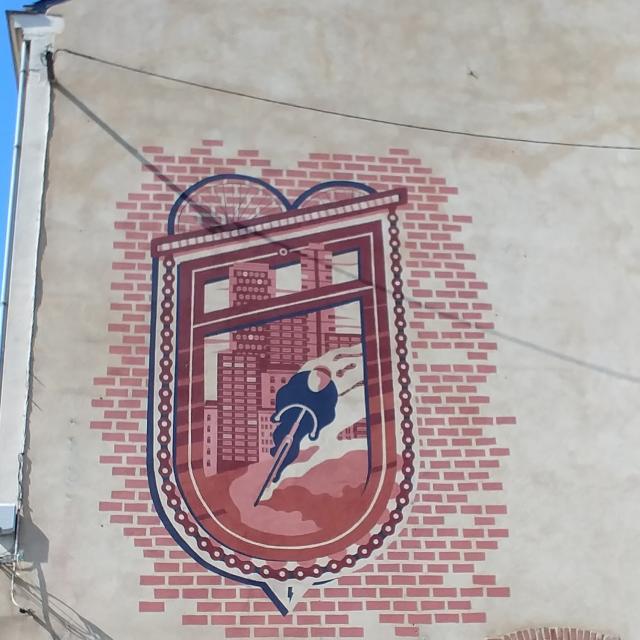 Street art - War