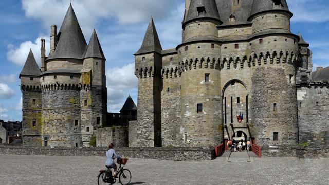 Vitré castle