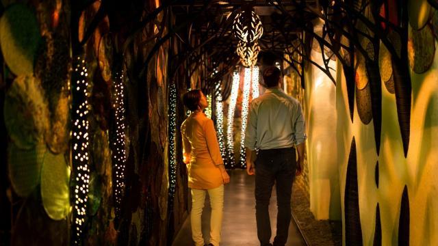 La Porte des Secrets, Paimpont