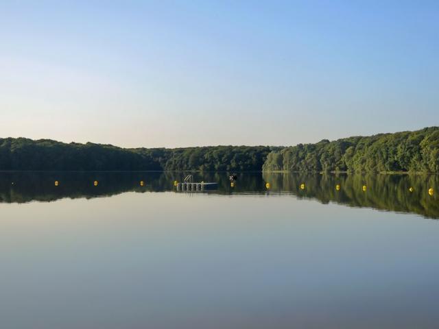 Le Lac de Trémelin, Iffendic