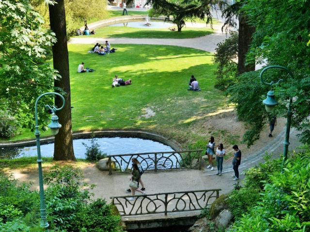 Parc du Thabor, Rennes