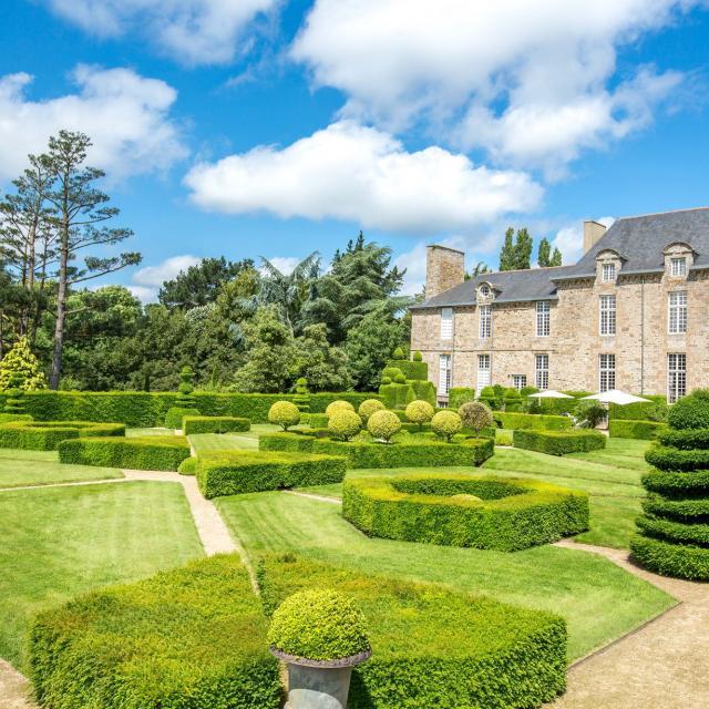Château de la Ballue, Bazouges-la-Pérouse