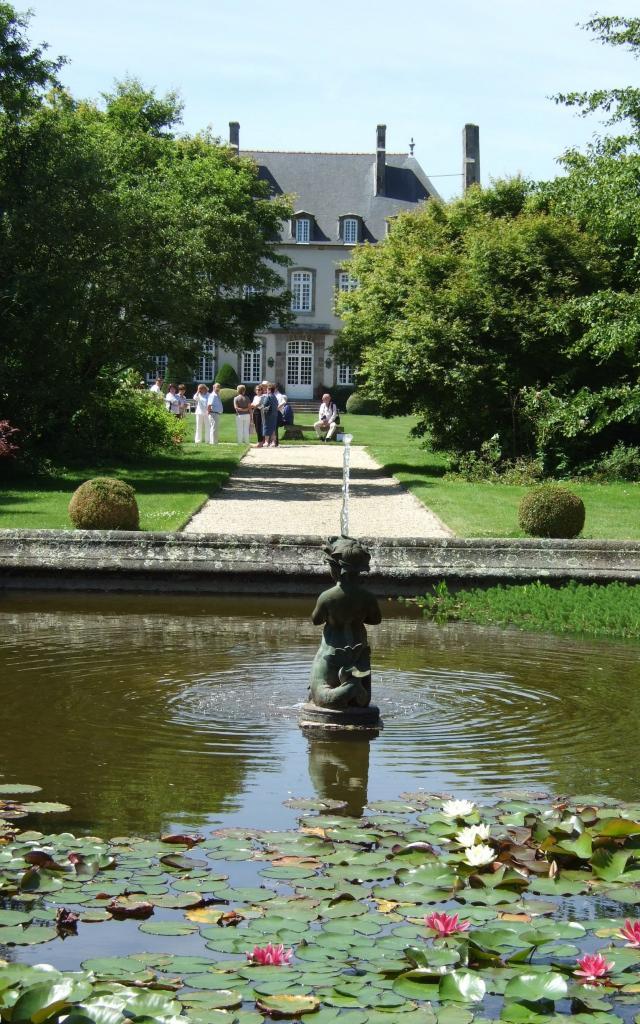 Malouinières de la Ville Bague, Saint-Coulomb