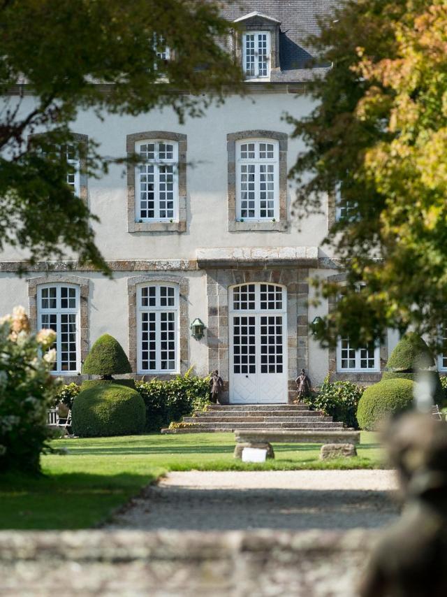 Malouinière de la Ville Bague, Saint-Coulomb