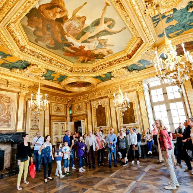 Visite du Parlement de Bretagne, Rennes