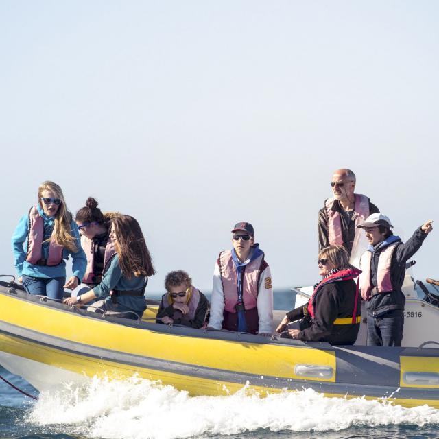 Balade en mer, association Al-Lark
