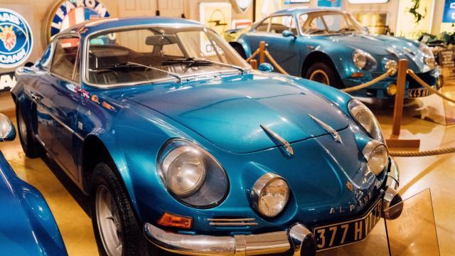 Musée de l'automobile, Lohéac
