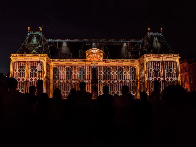 Son et lumières Parlement de Bretagne, Rennes