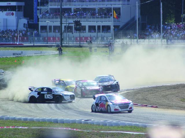 Rallycross, Lohéac