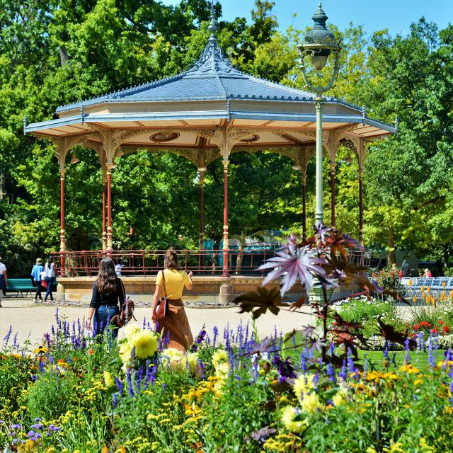 Jardin du Thabor, Rennes