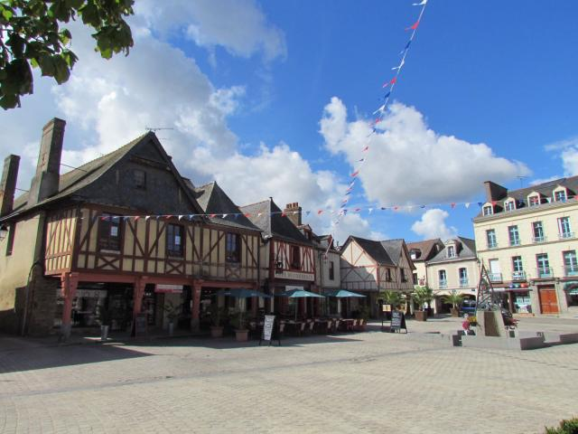 Centre Historique, La Guerche-de-Bretagne