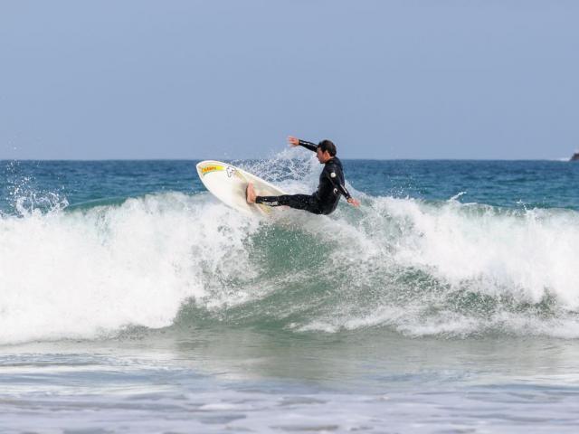 Surfeur, Saint Lunaire