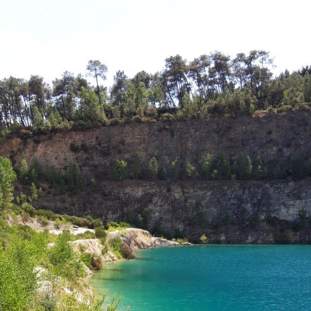 La carrière du Clos Point, Saint-Malo-de-Phily