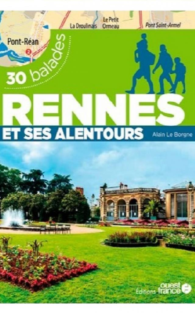 Rennes et ses alentours, Éditions Ouest-France