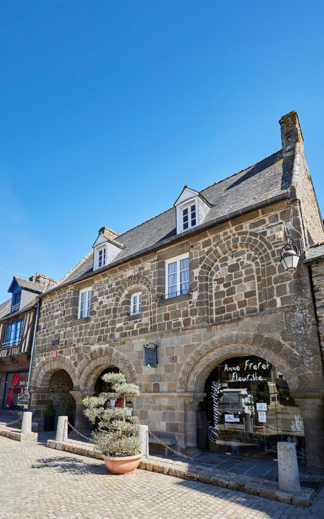 Maison des Petits Palets, Dol de Bretagne