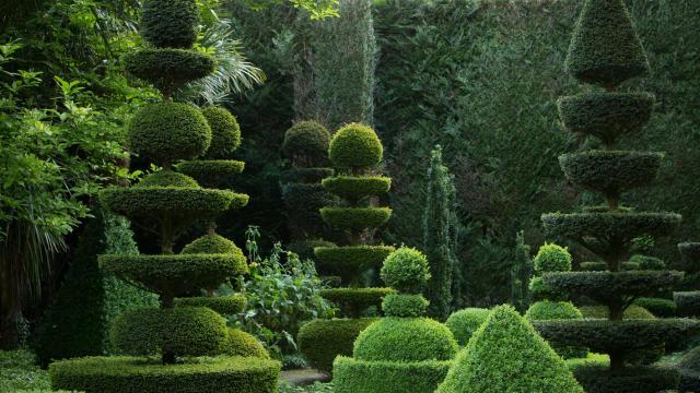 Jardins de la Ballue, Bazouges-la-Pérouse