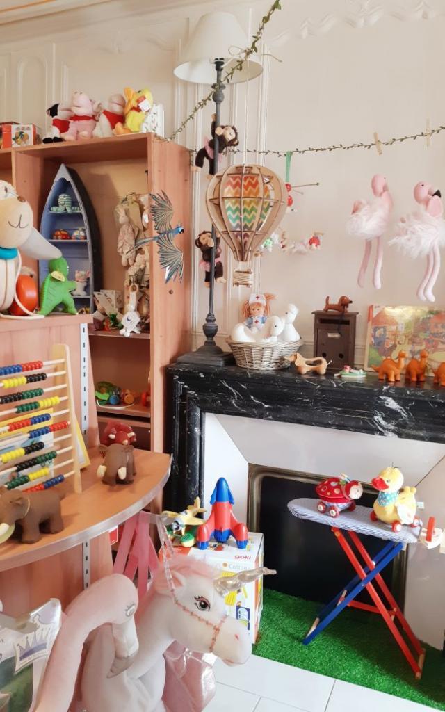 Magasin Chez les enfants à Tinténiac
