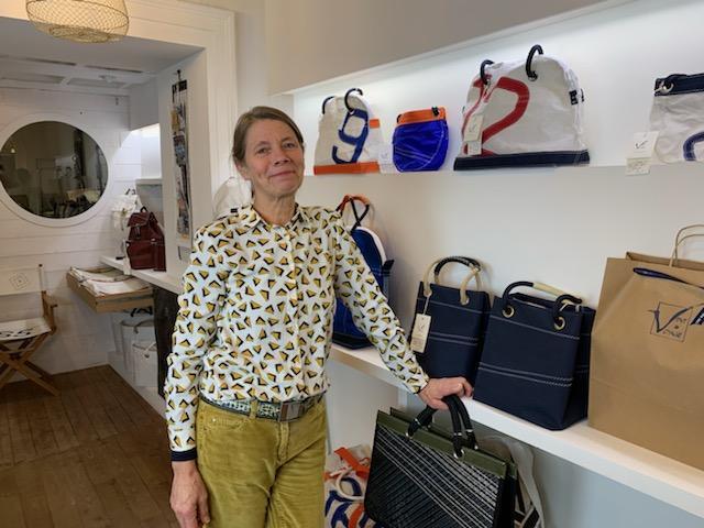 Christine Defretin, Vent de Voyage