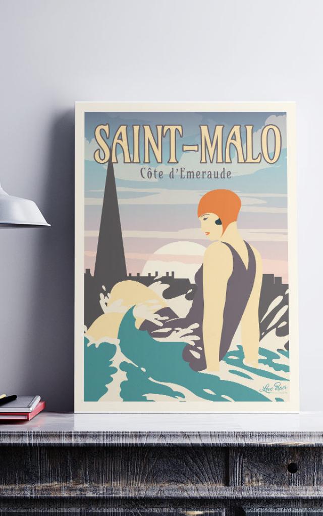 Magasin Love Paper à Saint-Malo