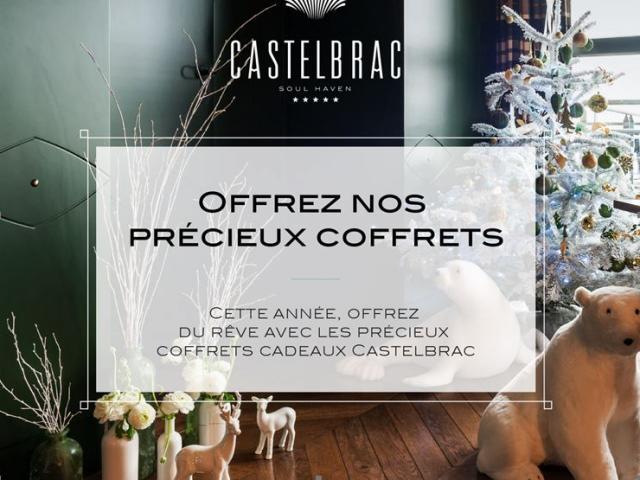 Offre de Noël au Castelbrac