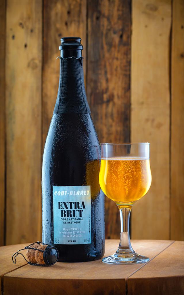Cidre Extra brut, Coat Albret
