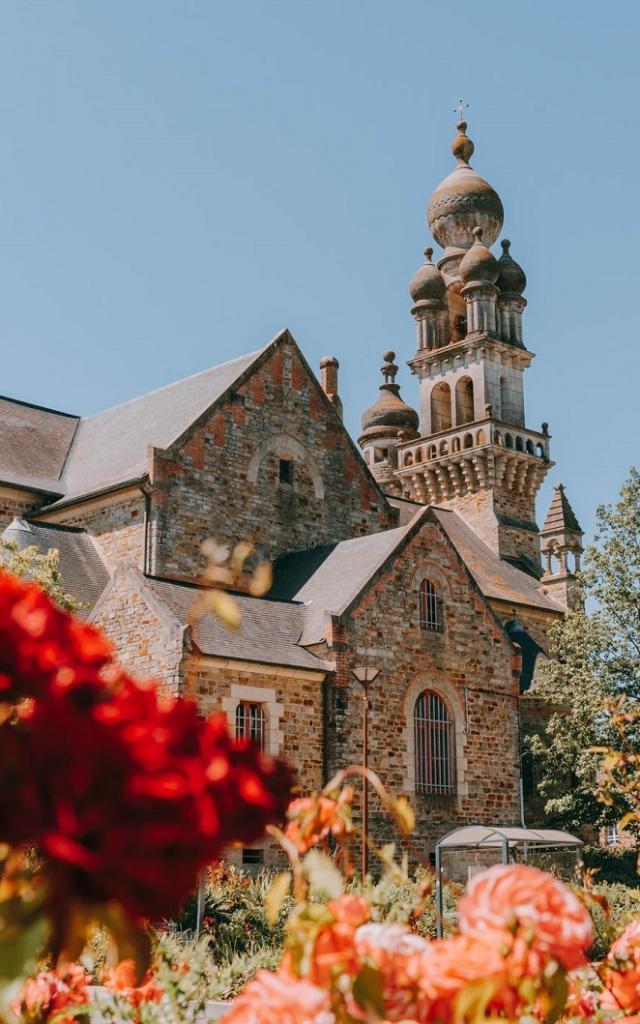 Eglise de Saint-Senoux
