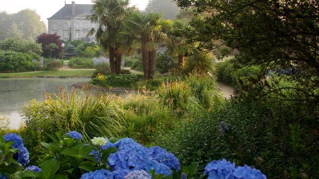 Jardins de la Source Bleue
