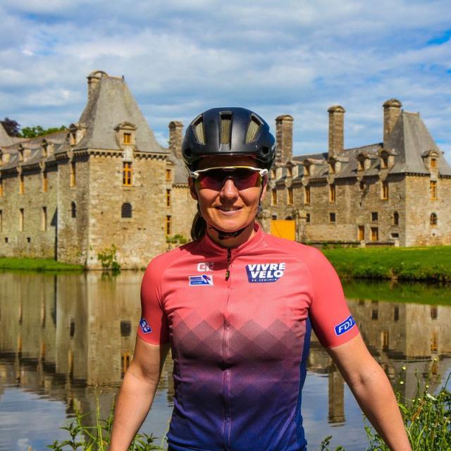 Tour de France 2021, la belle échappée de Jennifer Letué