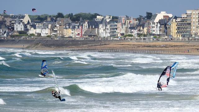 Planches et Kites, Saint-Malo