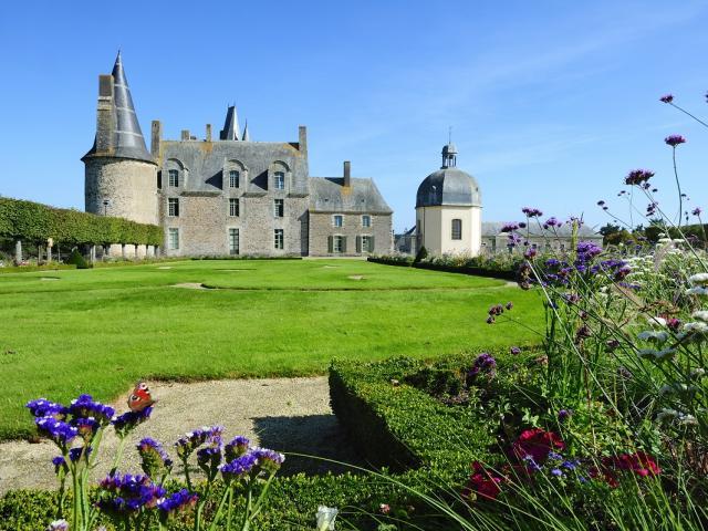 Château des Rochers-Sévigné, Vitré