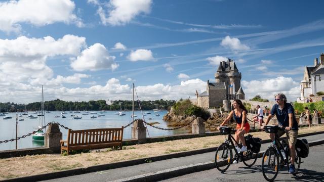 La Vélomaritime®, Saint-Malo Solidor